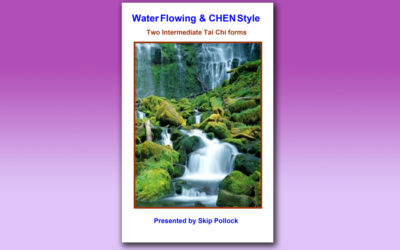 Water Flowing & Simplified CHEN Style Tai Chi DVD
