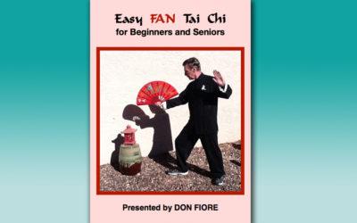 Easy FAN Tai Chi DVD