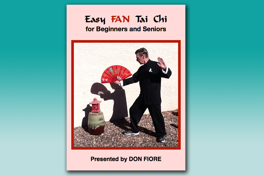 Easy FAN Tai Chi DVD