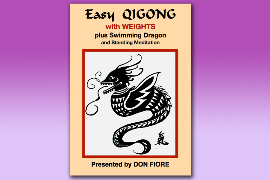 Easy Qigong with Weights