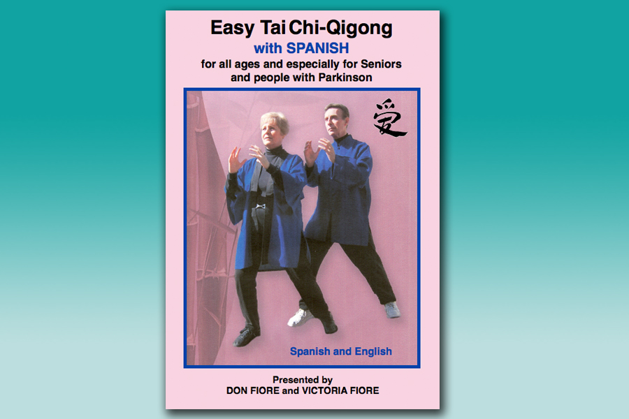 Spanish Easy Tai Chi – Qigong DVD