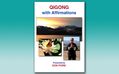 QIGONG with Affirmations DVD