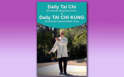 Daily Tai Chi & Daily  TAI CHI KUNG DVD