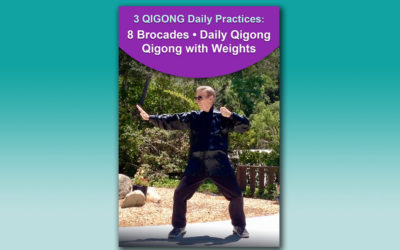 3 Qigong Daily Practices DVD