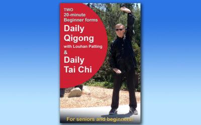 Daily Qigong & Daily Tai Chi DVD