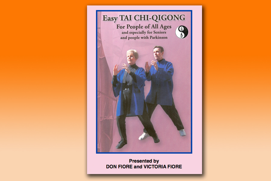 Easy TaiChi-Qigong Instructional DVD