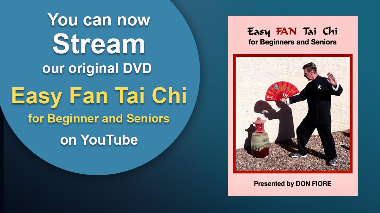 Streaming Easy Fan Tai Chi