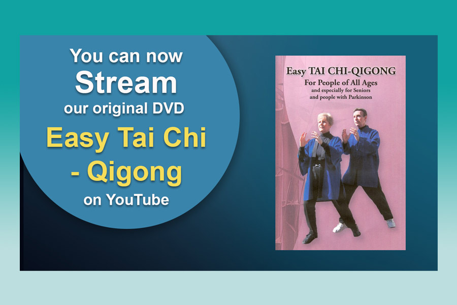 YouTube Streaming – Easy TaiChi-Qigong