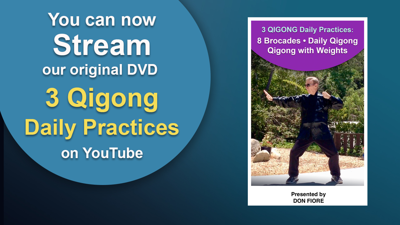 Streaming - Qigong Practices