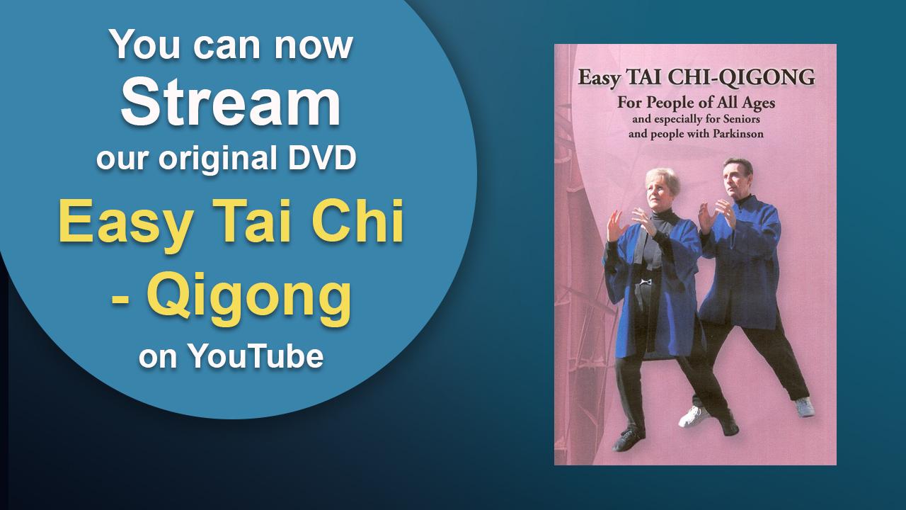 Streaming - Easy Tai Chi and Qigong